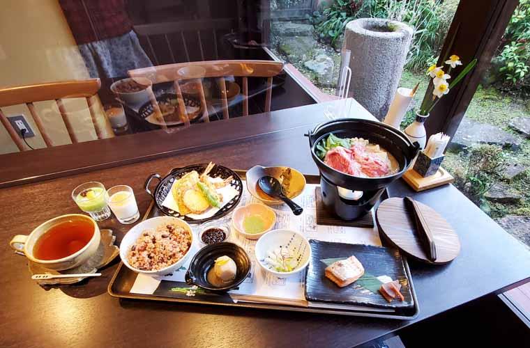 【宍粟】老舗酒屋直営の「老松ダイニング」発酵食尽くしのランチでおいしく健康に!