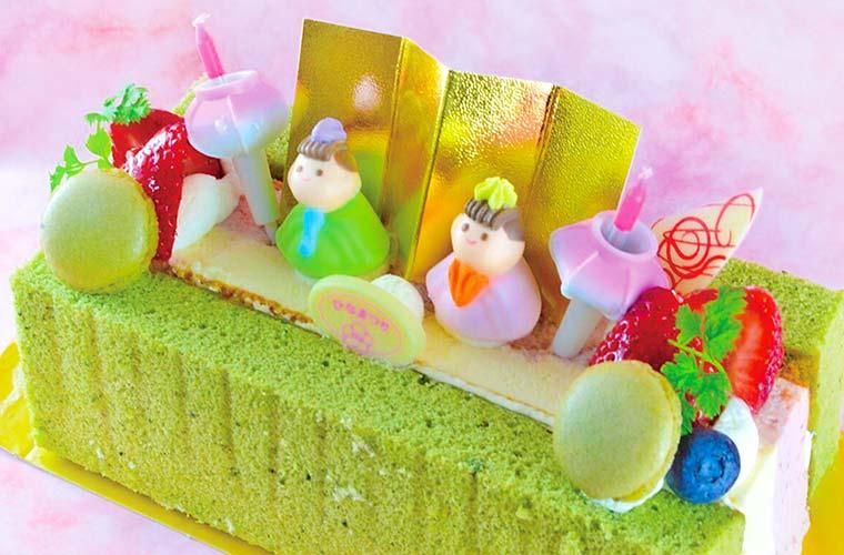 【姫路】「ル・クール」でホワイトデーの予約をするとクッキーをプレゼント!ひな祭りフェアも開催中♪