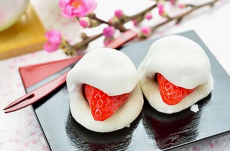 和菓子店「珀屋(はくや)」がピオレ姫路に登場!バリエーション豊富な団子や苺大福を販売♪