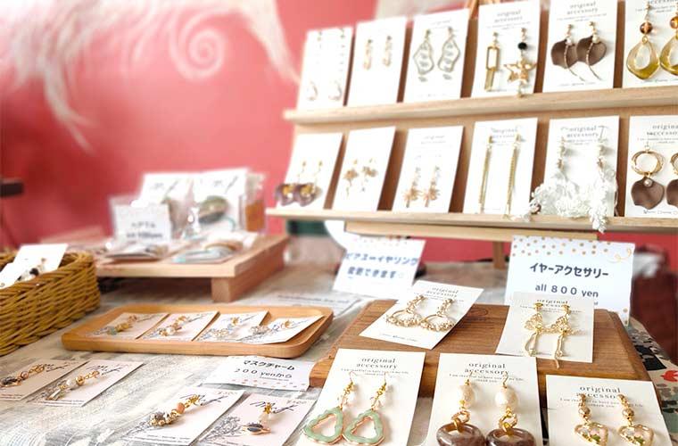【加古川】おしゃれな雑貨店「メルシー」ファッション雑貨やハンドメイドアクセサリーが人気!