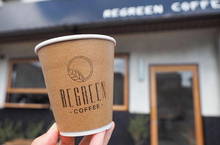 【姫路】自家焙煎コーヒー店「リグリーン コーヒー」がオープン!自慢のスペシャルティコーヒーを♪