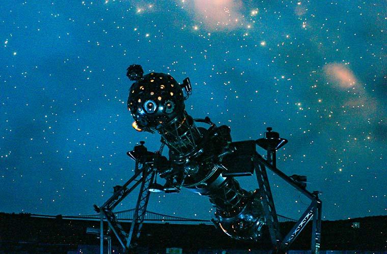 赤ちゃんだって星が見たい!日本一長寿のプラネタリウムで人気の「ベビープラネタリウム」開催