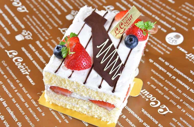 【姫路】父の日はケーキで♪毎年恒例の「ル・クール感謝祭」や人気のテイクアウトバイキングも開催!