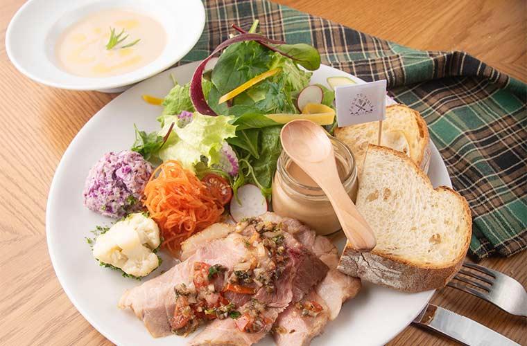 【加古川】「マザームーンカフェ」がオープン!贅沢な朝食とサイフォンコーヒーを♪
