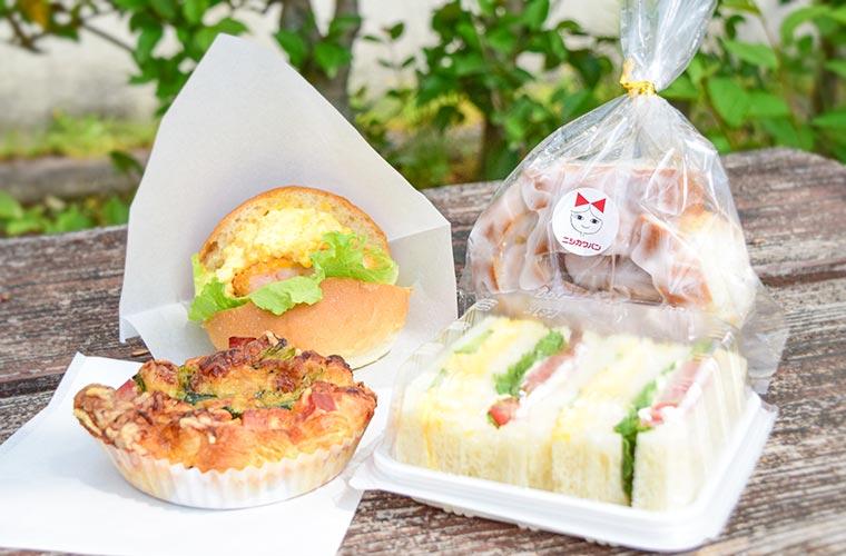 【加古川】創業70余年の愛される味「ニシカワパン」夏季限定の新作パンは要チェック!