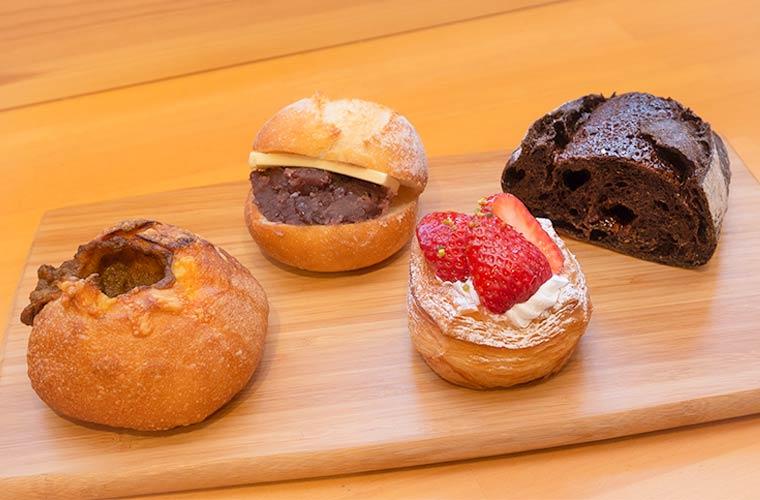 【多可町】「パン工房conana.」の売り切れ必至のあんバターがおすすめ!水・土のみ営業