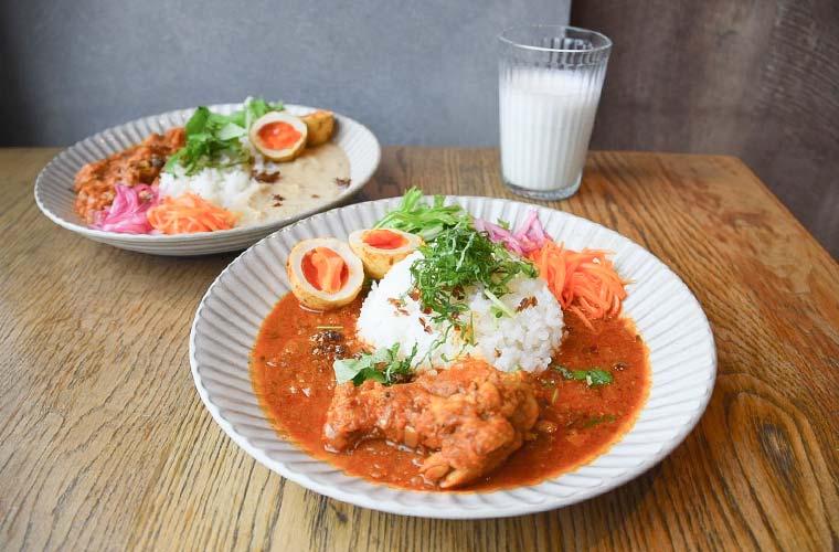 【姫路】週2日だけのカレー屋「moco(モコ)」がオープン!彩り豊かなスパイスカレーが自慢♪