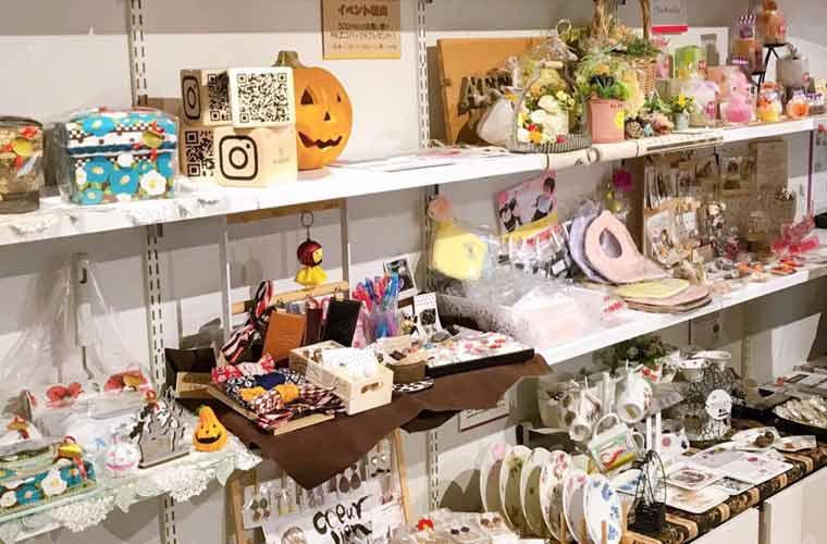 【姫路】第3土曜開催!ハンドメイド雑貨やワークショップが楽しめる「OneDayイベント」