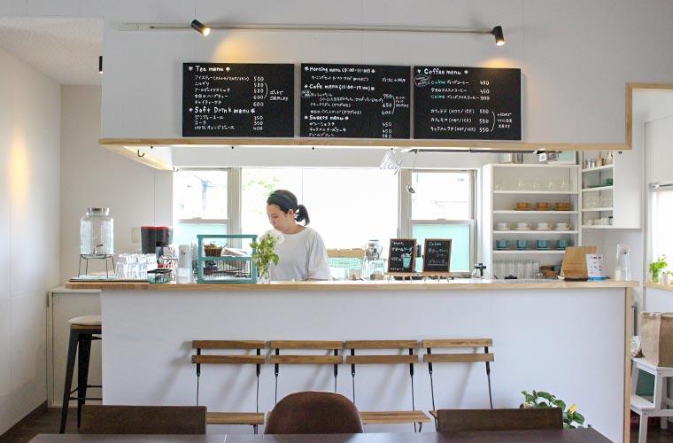 【姫路】カフェ「calme(カルム)」がオープン!とろ~り卵の『クロックマダム』が絶品♪