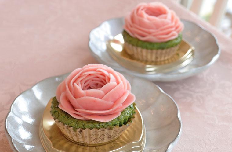 【加古川】洋菓子店「Cher Anges(シェールアンジュ)」かわいすぎるフラワーケーキが人気♪