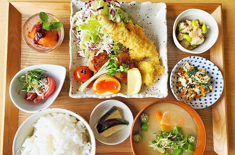 【加古川】野菜たっぷりランチが人気の「加古川食堂」!夏にぴったりなかき氷も♪