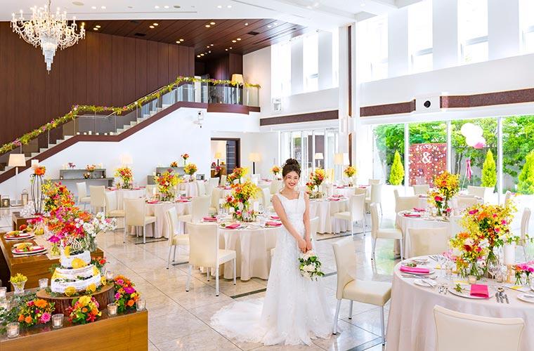 【姫路】「ラ・メゾンスイート」でかなえるウェディング♪無料で結婚式が挙げられるかも!
