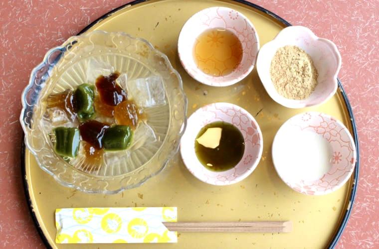 【たつの】桜の和スイーツが自慢の海沿いカフェ「さくら茶屋」地元素材の手作り料理をバイキングで