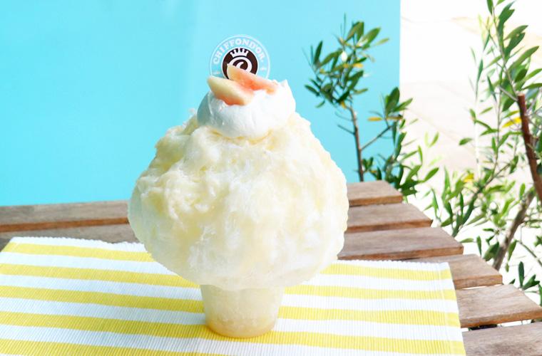 【姫路】「シフォンドール」にかき氷が登場!絞り出しモンブランや新しいテイストに注目♪