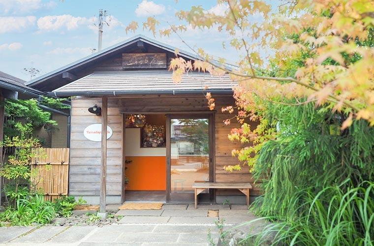 【加古川】和菓子の山田屋プロデュース「ヤマダヤカフェ」がオープン!焼き菓子とかき氷が自慢♪