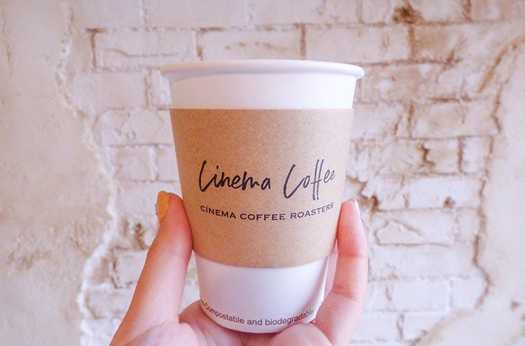 【西脇】自家焙煎珈琲店「シネマコーヒーロースターズ」で自分好みのコーヒーを探して♪