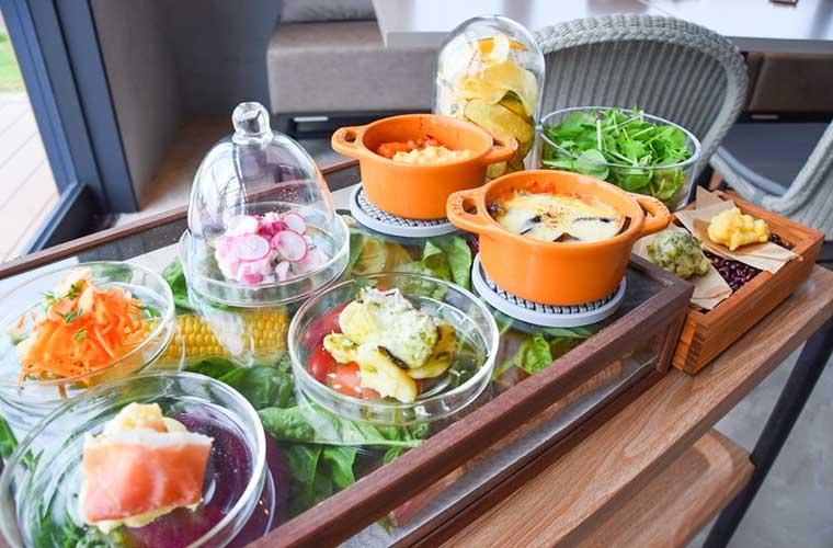 【稲美町】カフェ「NOCA(ノカ)」がオープン!朝採れ野菜が主役のランチやスイーツを味わって♪