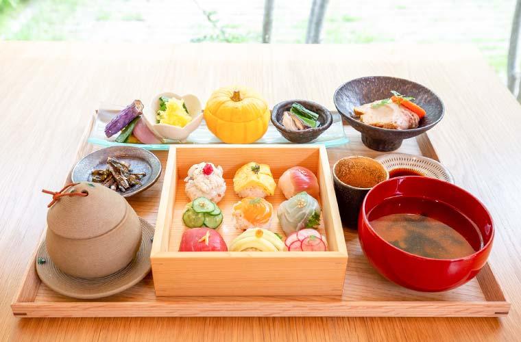 【姫路】野菜とお出汁の料理店「おりょうり」うま味を生かした贅沢ランチや和スイーツも