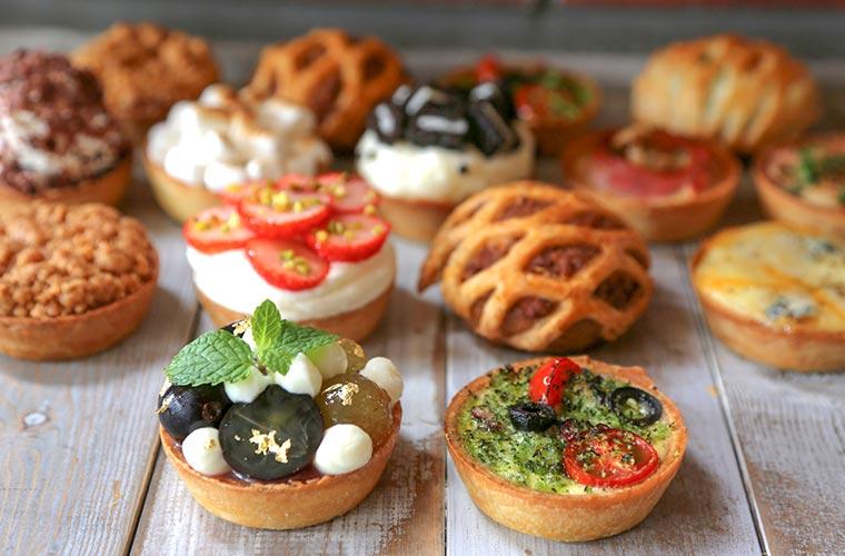 【姫路】アルモニーアッシュで横浜のパイ専門店「パイホリック」のポップアップイベントを開催