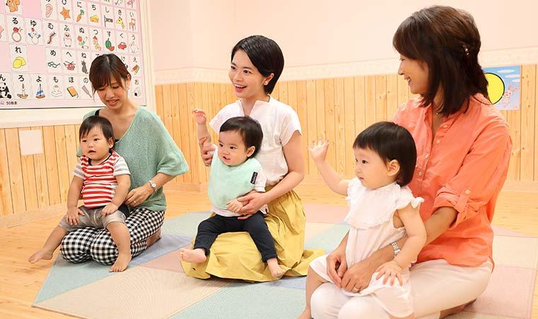 子育てイベント「ベビーパーク無料親子体験イベント」が「ぴおれっこくらぶ」で開催♪