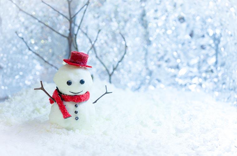 【神河町】夏なのに雪が降る「サマークリスマス」がヨーデルの森で開催♪サンタクロースも登場