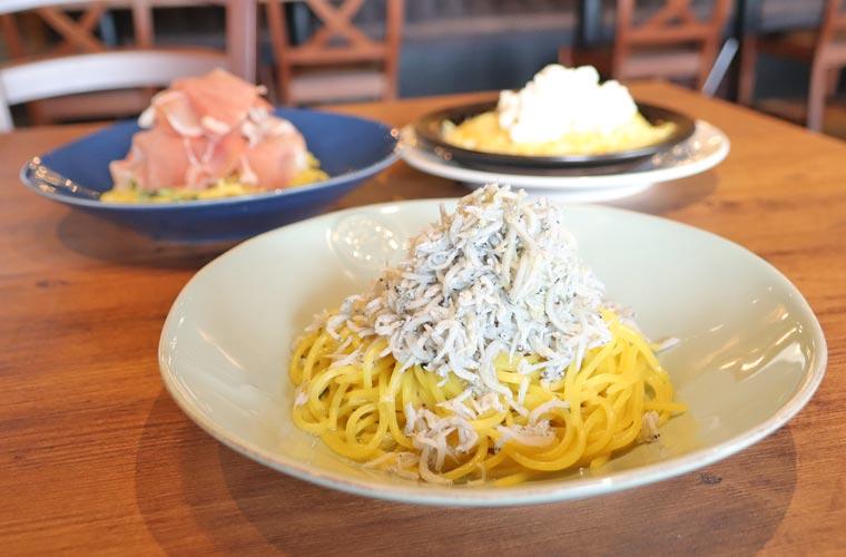 【姫路】イタリアンキッチン「VANSAN(バンサン)」トッピング乗せ放題のパスタが人気!