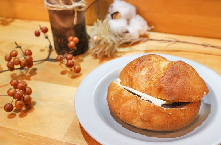 【姫路】ベーカリーカフェ「フラン」SNSで『とろけるショートケーキ』が話題に♪