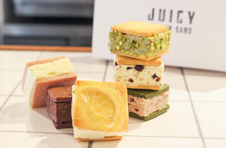 【姫路】サンドメニューがテーマの「JUICY」バインミーや手土産にぴったりなバターサンドも