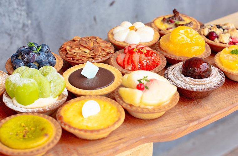 【垂水】焼きたてタルトとキッシュの専門店「shoeido」カラフルで種類豊富なタルトが人気